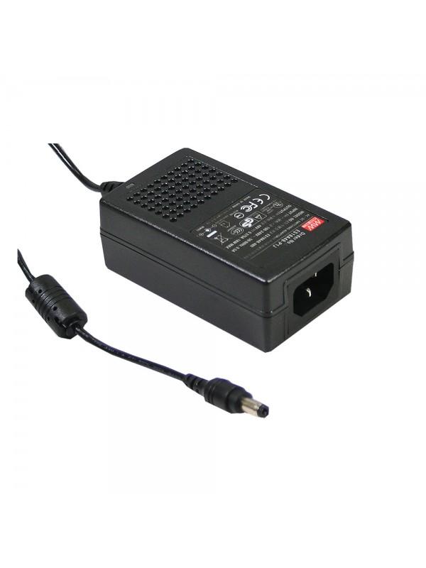 GS18A15-P1J Zasilacz desktop 18W 15V 1.2A
