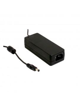 GSM40A15-P1J Zasilacz desktop 40W 15V 2.67A