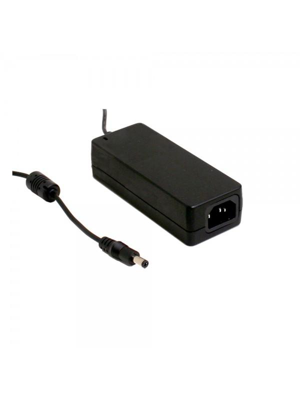 GSM60A48-P1J Zasilacz desktop 60W 48V 1.25A