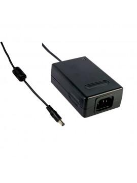 MES30A-2P1J Zasilacz desktop 30W 9V 3.33A