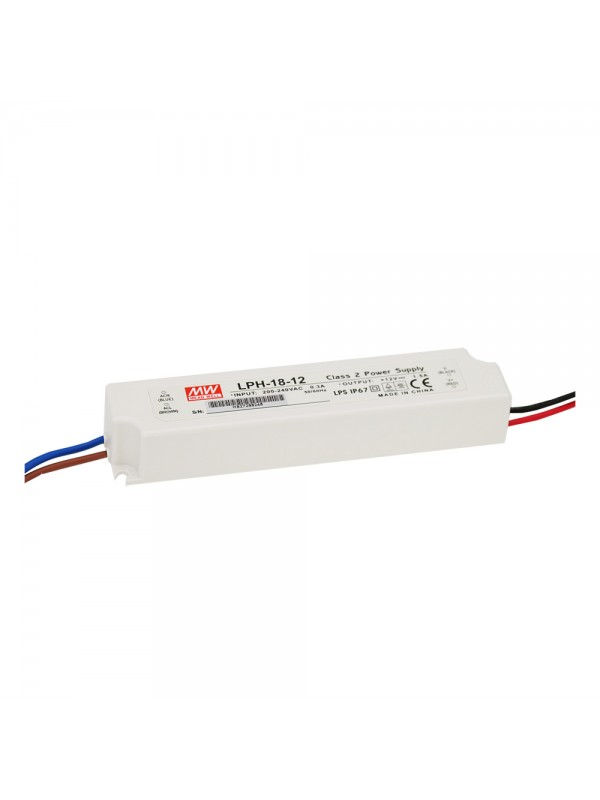 LPH-18-24 Zasilacz LED 18W 24V 0.75A