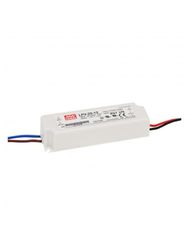 LPV-20-15 Zasilacz LED 20W 15V 1.33A