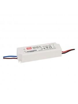LPV-20-24 Zasilacz LED 20W 24V 0.84A