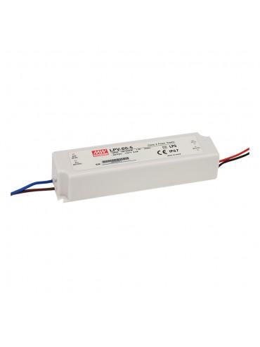 LPV-60-5 Zasilacz LED 40W 5V 8A