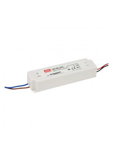 LPC-60-1400 Zasilacz LED 60W 9~42V 1.4A
