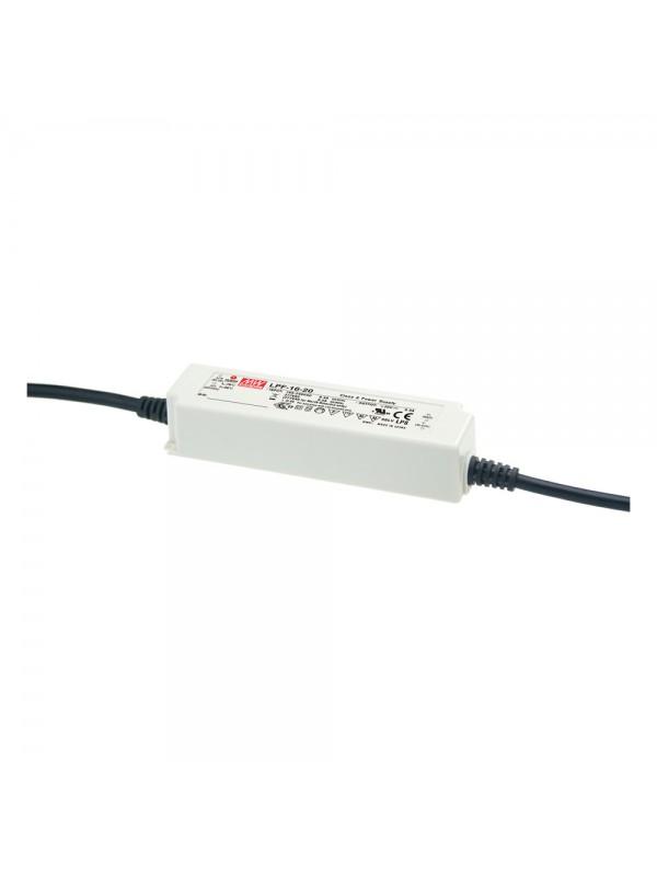 LPF-16-15 Zasilacz LED 16W 15V 1.07A