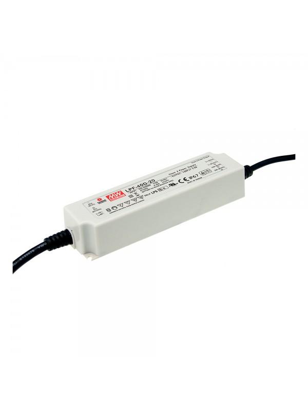 LPF-40D-54 Zasilacz LED 40W 54V 0.76A