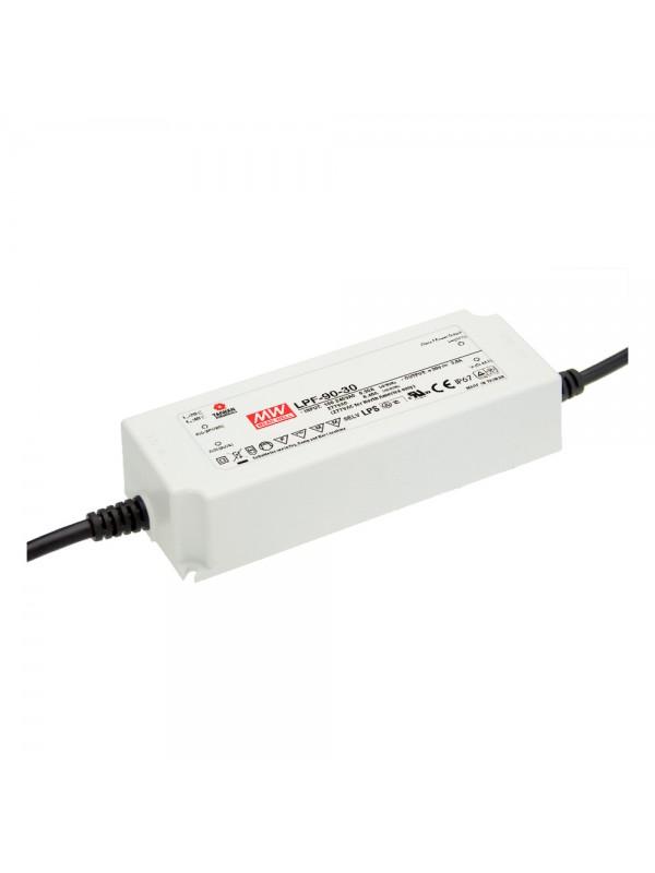 LPF-90-15 Zasilacz LED 90W 15V 5A
