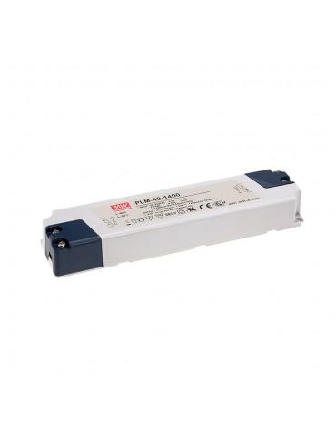 PLM-40-1750 Zasilacz LED 40W 12~23V 1.75A