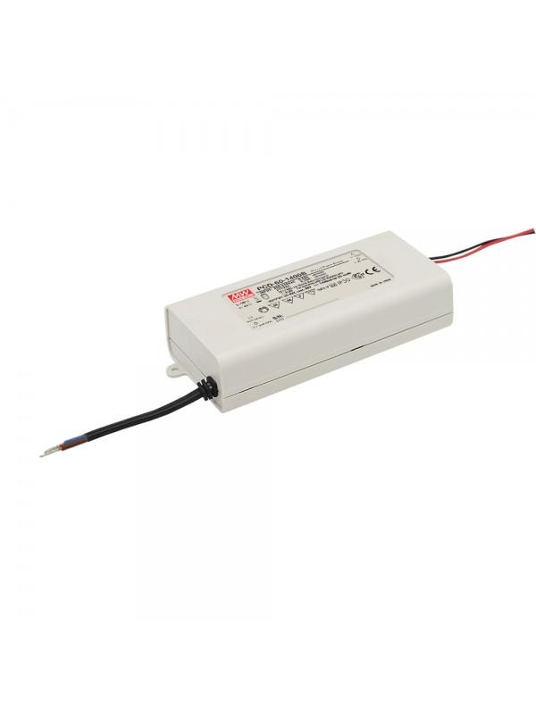 PCD-60-500B Zasilacz LED 60W 70~108V 0.5A