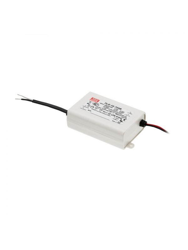 PLD-16-700 Zasilacz LED 16W 16~24V 0.7A