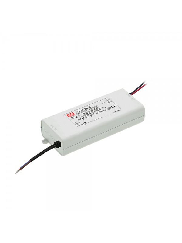 PLD-60-1400B Zasilacz LED 60W 25~43V 1.4A