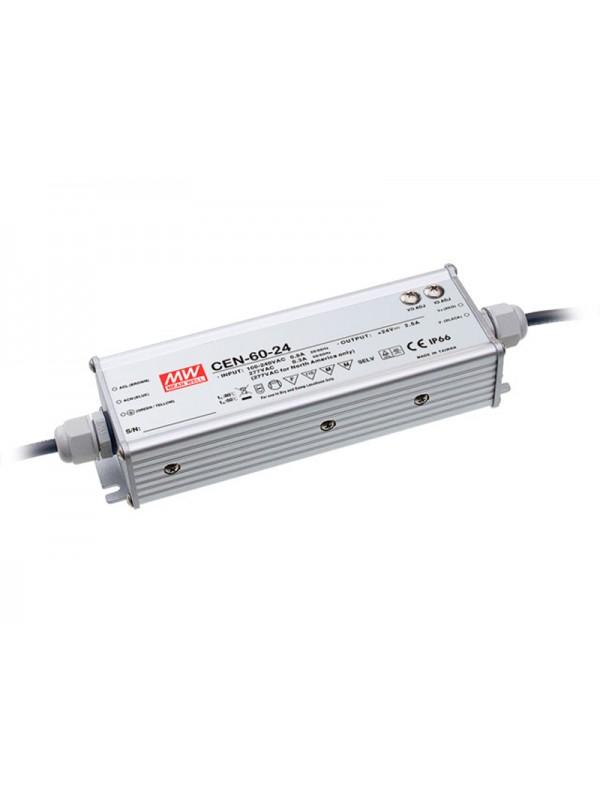 CEN-60-20 Zasilacz LED 60W 20V 3A