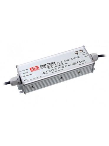 CEN-75-30 Zasilacz LED 75W 30V 2.5A