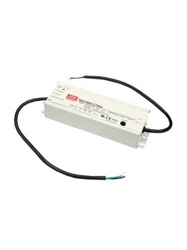 HLG-80H-C350A Zasilacz LED 90W 167~257V 0.35A