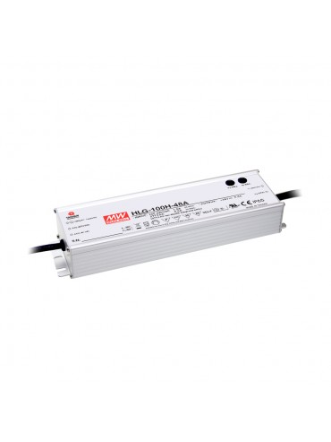 HLG-100H-36A Zasilacz LED 100W 36V 2.65A