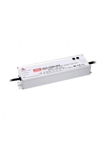 HLG-100H-12C Zasilacz LED 60W 12V 5A