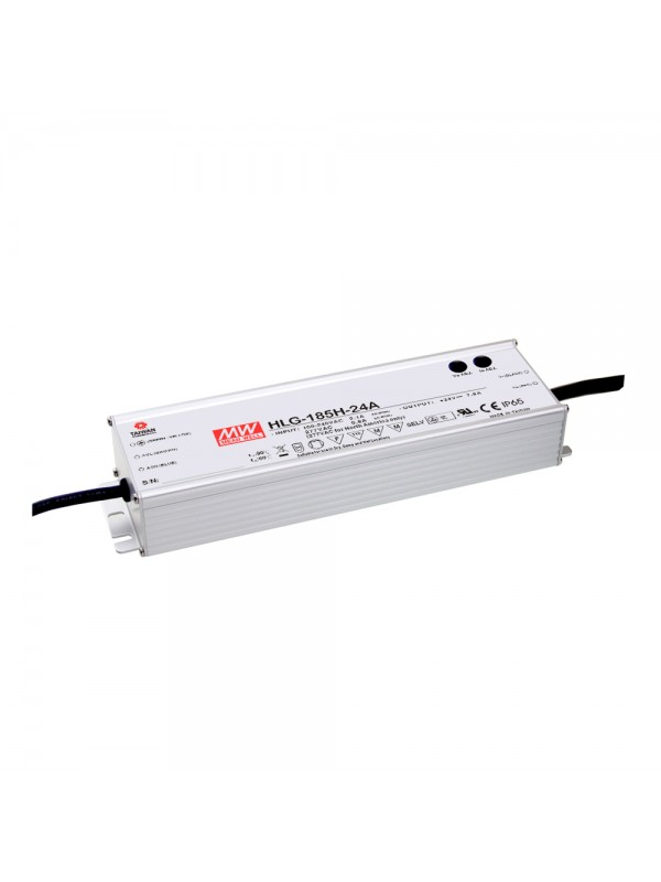 HLG-185H-C1050B Zasilacz LED 200W 95~190V 1.05A