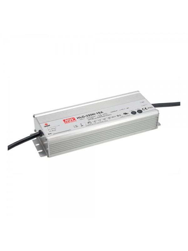HLG-320H-30A Zasilacz LED 320W 30V 10.7A
