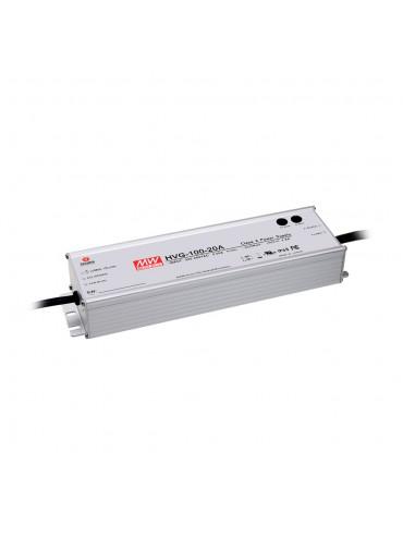 HVG-100-15A Zasilacz LED 75W 15V 5A
