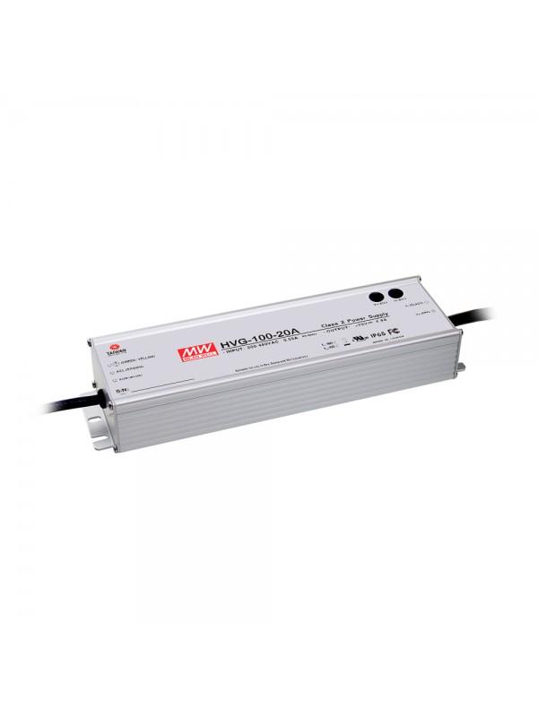HVG-100-20B Zasilacz LED 100W 20V 4.8A