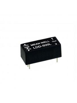 LDD-500L Driver LED DC/DC 9~36V/ 2~32V 0.5A