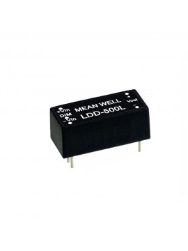 LDD-500HS Driver LED DC/DC 9~56V/ 2~52V 0.5A
