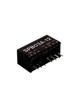 SPB03E-05 Moduł DC/DC 3W 4.5~9V/ 5V 0.6A