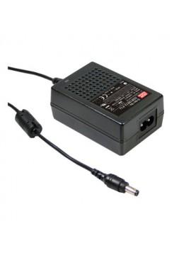 GSM25B09-P1J Zasilacz desktop EU 25W 9V 2.77A