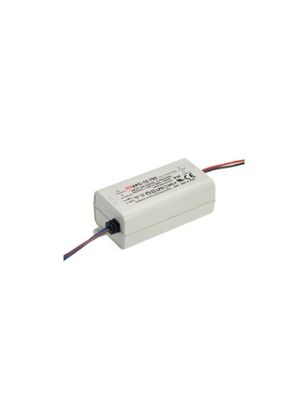 APV-8-24 Zasilacz LED 8W 24V 0.34A