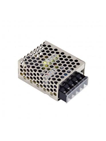 RS-15-24 Zasilacz impulsowy 15W 24V 0.625A