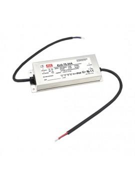 ELG-75-C350A Zasilacz LED 75W 107~214V 0.35A