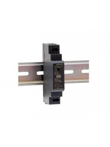 HDR-15-5 Zasilacz na szynę DIN 15W 5V 2.4A