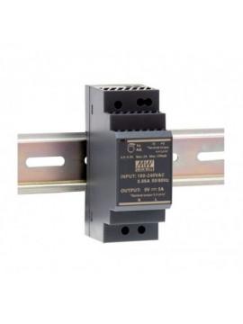 HDR-30-12 Zasilacz na szynę DIN 30W 12V 2A