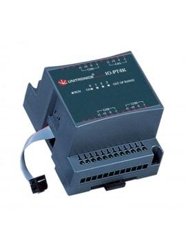 IO-DI8-RO4 Moduł cyfrowy 8 wejść 24VDC i 4 wyjścia przekaźnikowe