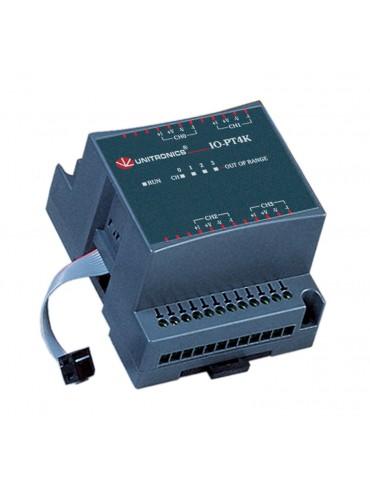 IO-PT400 Moduł 4 wejść temperaturowych PT100