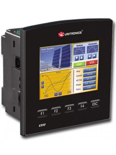 V350-J-TA24 PLC z dotykowym ekranem 3