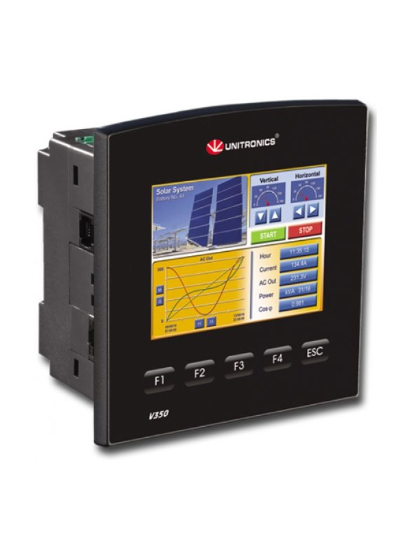 V350-J-TR6 PLC z dotykowym ekranem 3