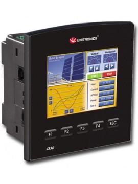 V350-JS-TA24 PLC z dotykowym ekranem 3