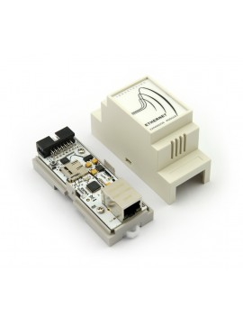 INDETH Moduł Ethernet dla Industruino ze slotem MicroSD