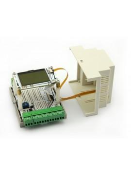 INDPROTO 32U4 Sterownik PLC o Arduino wraz z obszarem prototypowym