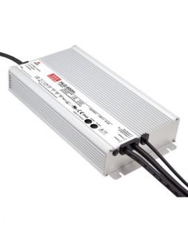HLG-600H-12A Zasilacz LED 480W 12V 40A