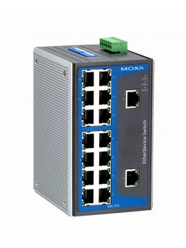 EDS-316 switch 16x Ethernet 10/100BaseTx