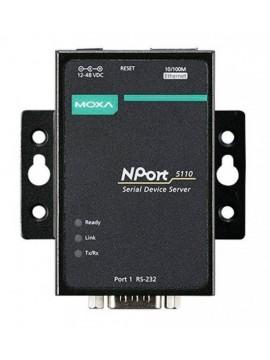 NPort 5110/EU serwer 1x RS232 na Ethernet 10/100Mbps
