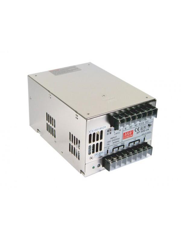 SP-500-24 Zasilacz impulsowy 500W 24V 20A