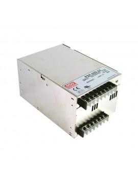 PSP-600-12 Zasilacz impulsowy 600W 12V 50A
