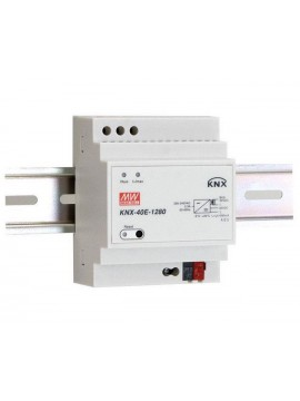 KNX-40E-1280D Zasilacz KNX 40W 30V 1.28A