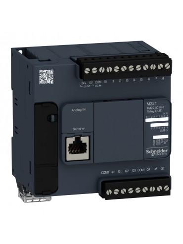 TM221C16R