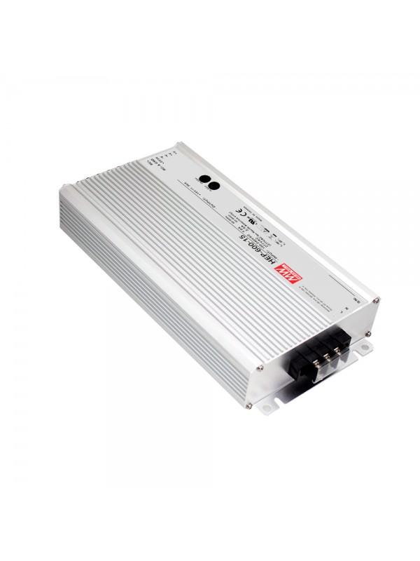 HEP-600-24 Zasilacz impulsowy 600W 24V 25A