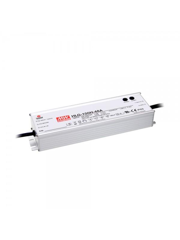 HLG-100H-20AB Zasilacz LED 100W 20V 4.8A